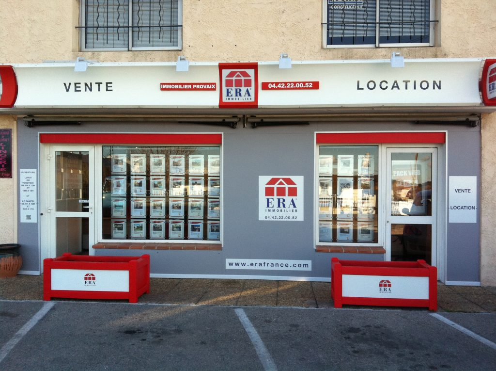 Reseaux agence immobiliere ERA Real Estate : immobilier belge qui Bouge