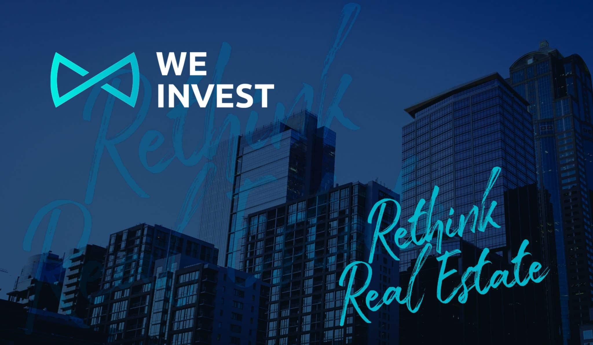 We Invest réseau immobilier d'agences immobilières en Belgique